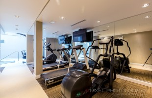 Granville Island Hotel Health club photograph