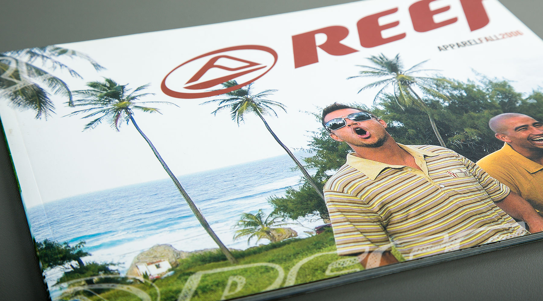 Reef Footwear Catalog