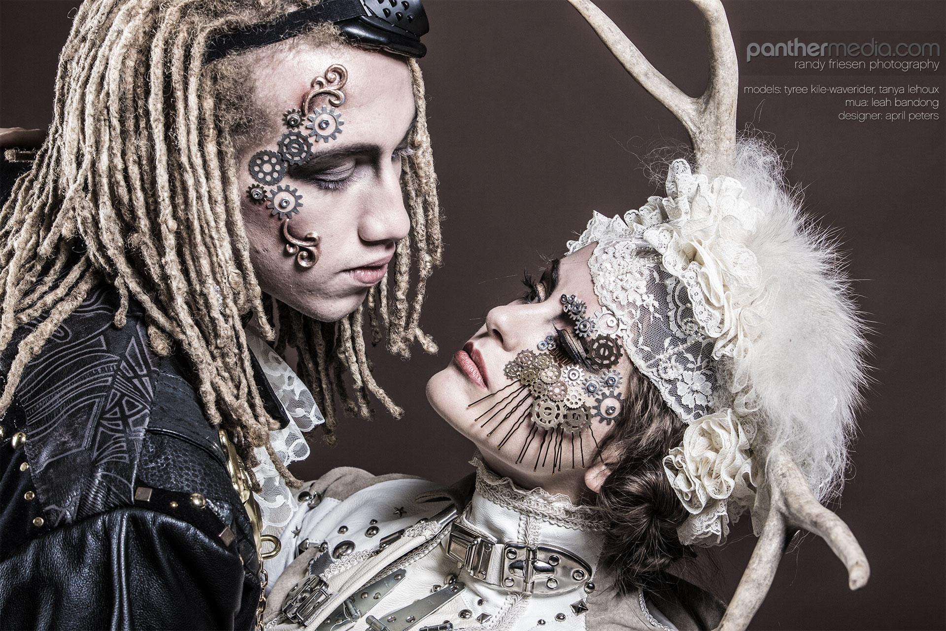 Fashion Picture: Steam Punk Fashion