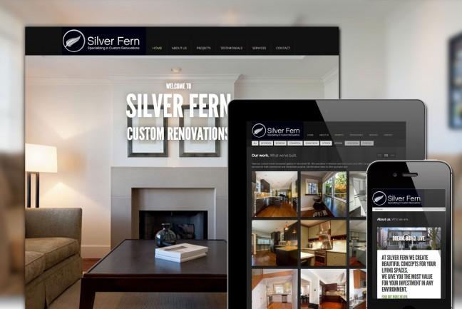 silverfern-website